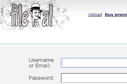 海外アップローダー「file al」使い方・無料ダウンロード方法
