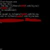 【Git for Windows】クライアント側(windows)で公開鍵認証の公開鍵・秘密鍵を作成する方法